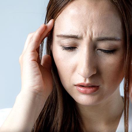 神経の調和が乱れる原因は?
