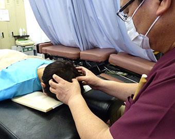 脳脊髄液調整法 (CFSプラクティス)