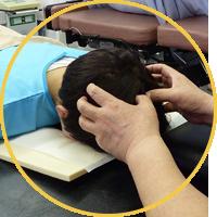 頭蓋骨テクニック(脳脊髄液調整療法)