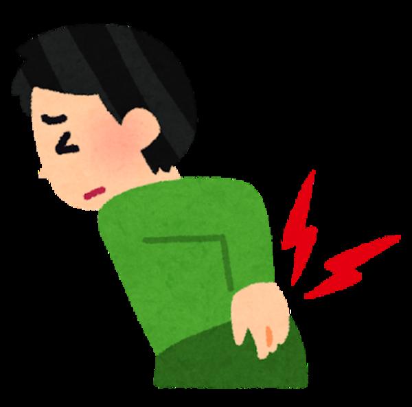 症例紹介:腰痛、お尻からふくらはぎ、までの痛みとシビレ(30代 男性 事務)尾張旭市
