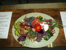 患者さまより、こんなステキなお花をいただきました。