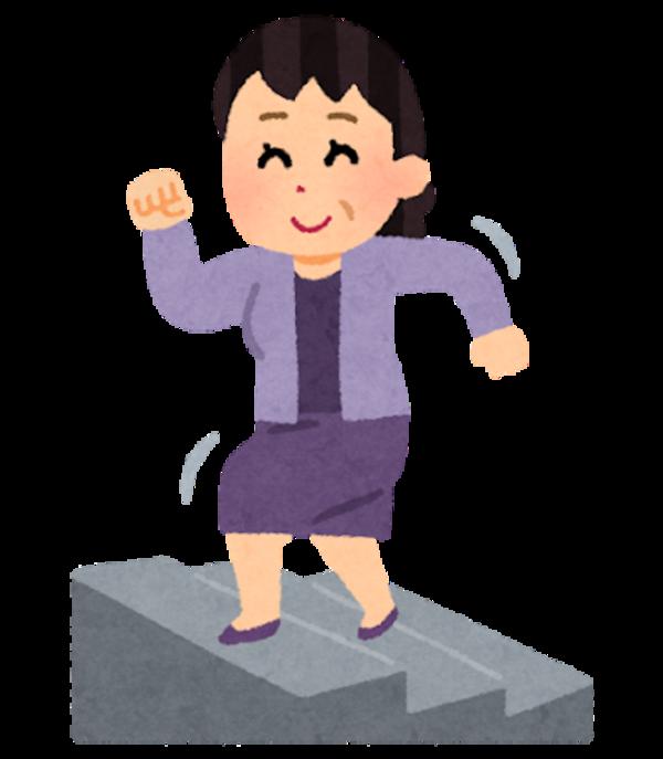 日常生活で習慣化させやすい「歩く」は効果いろいろ!!